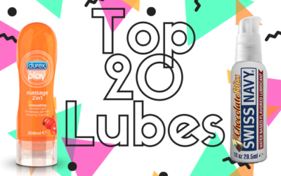 Top 20 Water Based Lube for Sex